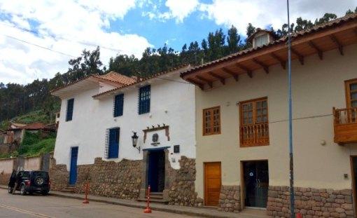 Tierra Viva Saphi, Cusco, Peru
