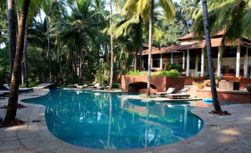 Coconut Creek Hotel, South Goa, India