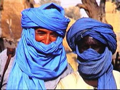 Tuareg and author