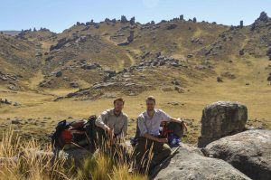 The High Andes