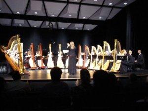 WCU Harp Ensemble