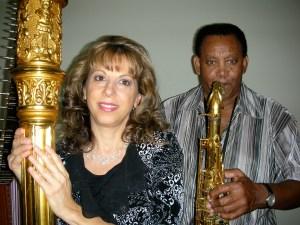 Gloria Galante Jazz Harpist_1