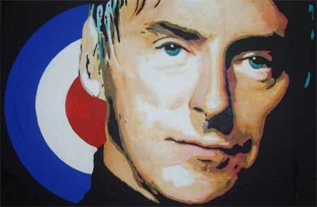 Paul Weller loves Bowie and the Beatles...big time
