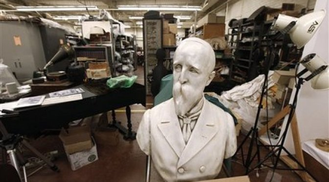 Massive Historical Musical Stash Hidden in Michigan