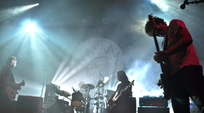 Ween at Royal Oak Music Theater in 2010