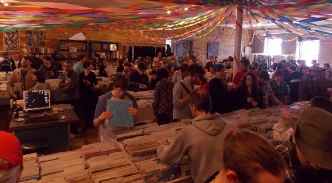 Record Store Day at Vertigo Music