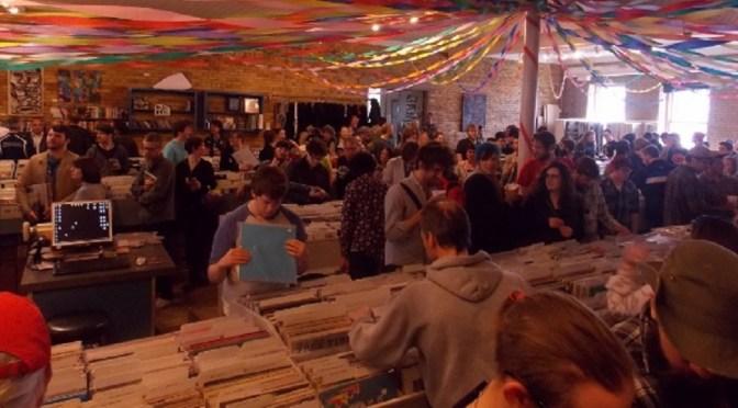 Record Store Day at Vertigo Music