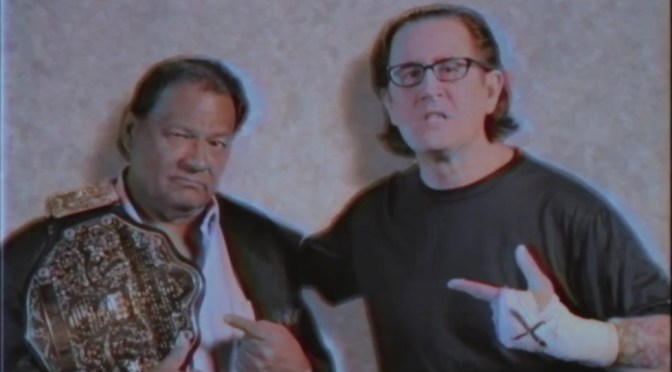 New Mountain Goats wrestling video featuring Chavo Guerrero