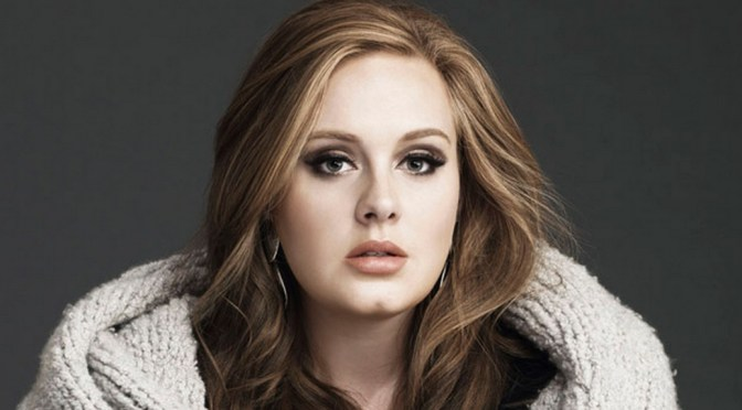Adele's Album Sales Are Historically Bonkers