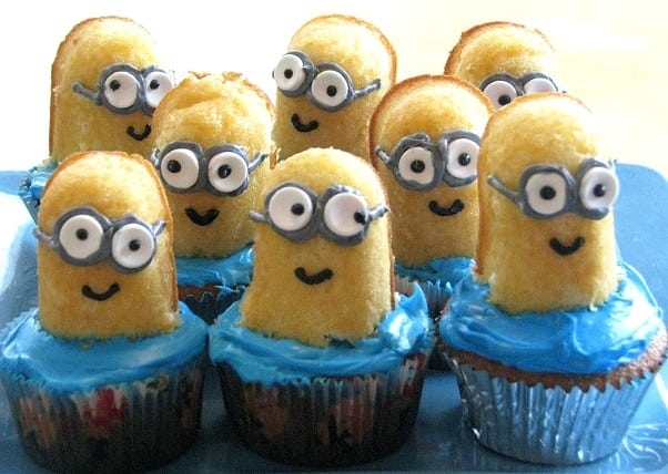 Despicable Me foodie! #cupcakes #recipe # foodtrip