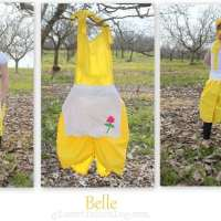 6 in 1 Princess Apron