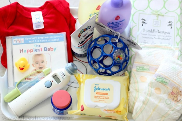 Baby Shower Memory Game