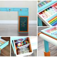 The Jack and Jill Desk