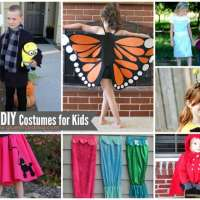 Simple DIY Costumes for Kids