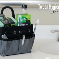 Tween Hygiene Kit: For Boys