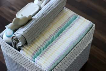 Diaper Gift Box Tutorial