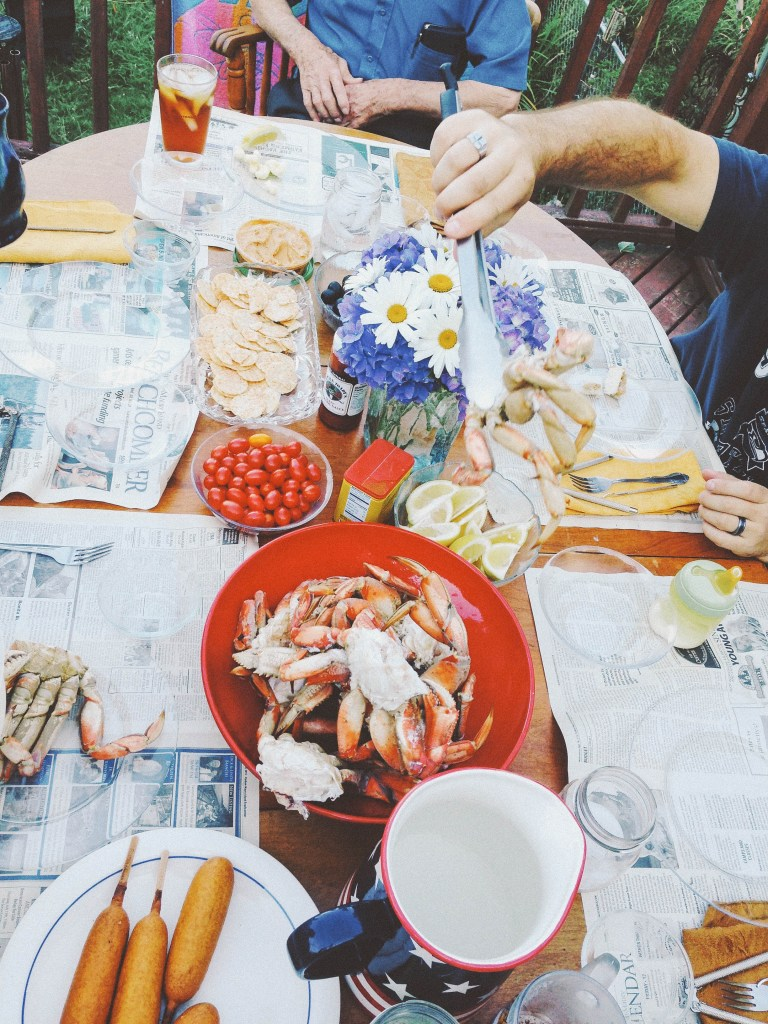 crab feast_