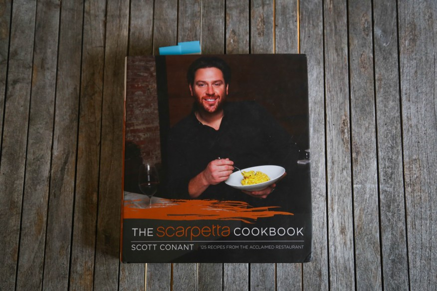 Chef books- Scarpetta