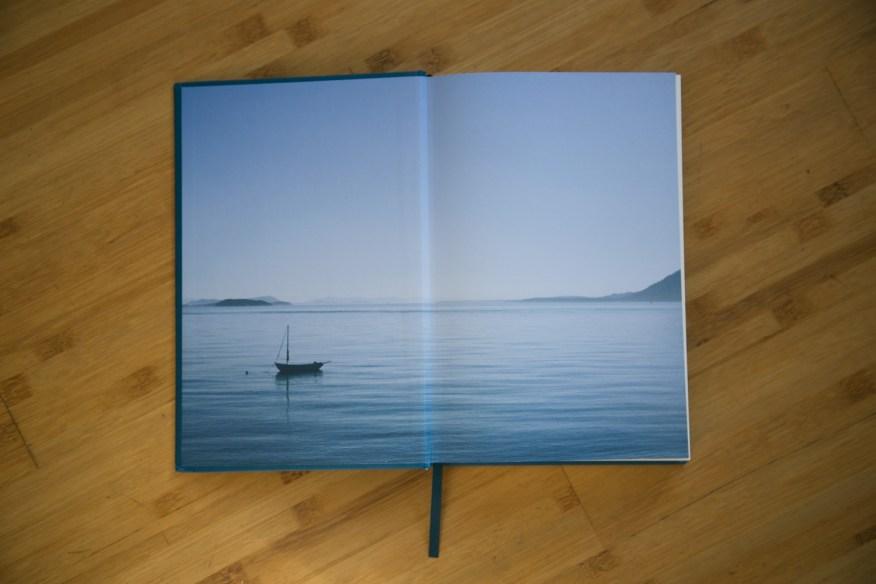 renee's book- blue water