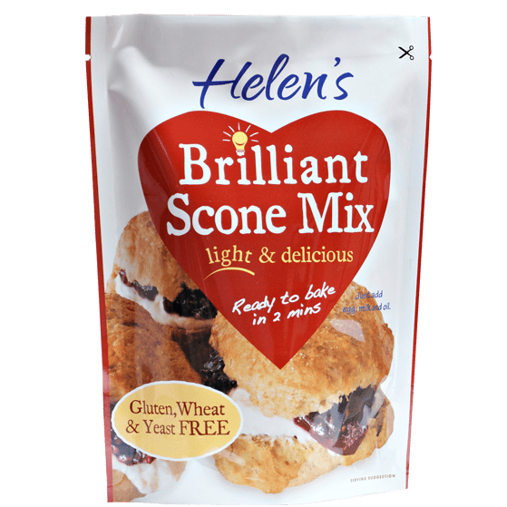 Helen's Brilliant Scone Mix - The Fat Odyssey