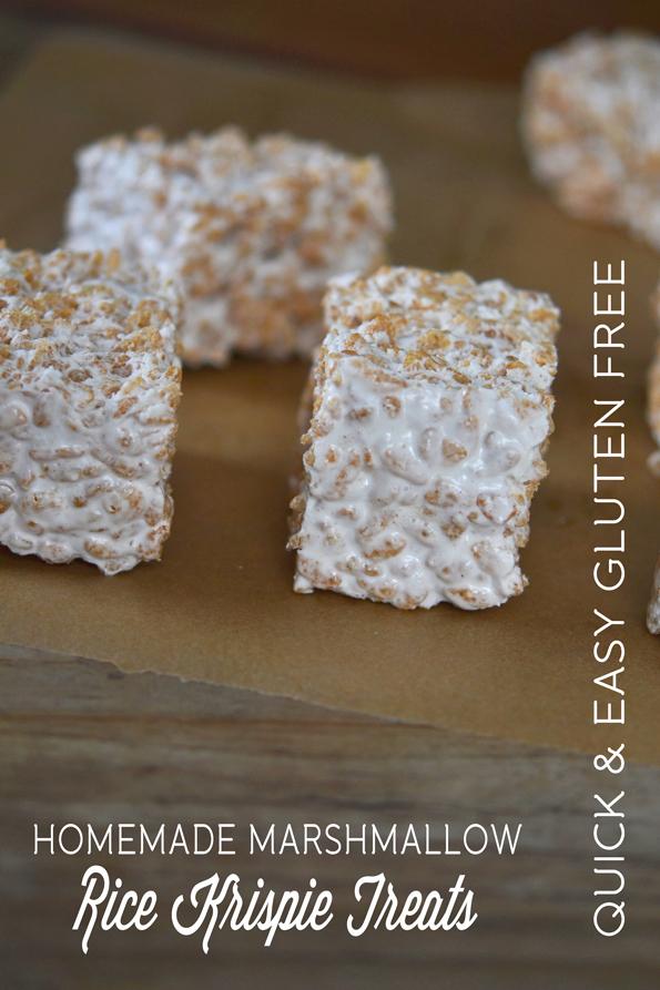 Paleo Crispy Rice Candy