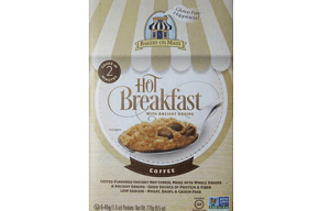Bakery On Main - one of the Gluten free cereal brands
