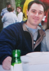 Me, bloated and sick in 2003