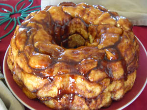 Gluten Free Monkey Bread