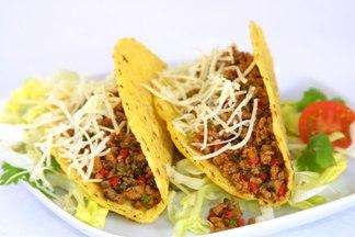 Gluten-free tacos
