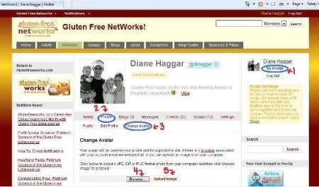 Gluten Free NetWorks Changing Profile Image