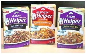 hamburger helper gluten-free