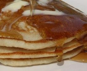 Gluten Free King Arthur Pancake