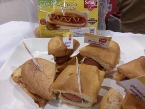 Schar GF Hot Dog Buns. Courtesy: Jennifer Harris