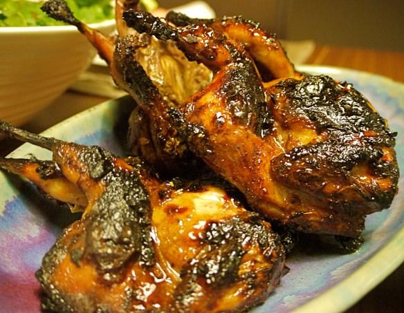 Moro quail