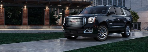 2015 GMC Yukon  Yukon XL  Yukon Denali Colors   GM Authority 2015 GMC Yukon Denali in Onyx Black
