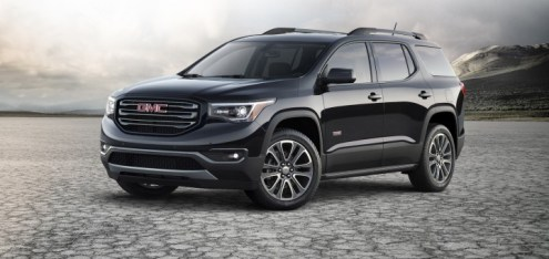 2017 GMC Acadia Order Guide Published   GM Authority 2017 GMC Acadia All Terrain 001