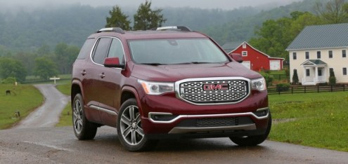 2017 GMC Acadia Denali AWD Review Test   GM Authority 2017 GMC Acadia Denali media drive   exterior 016