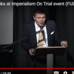 Modern imperialism goes on trial & is found guilty by Neil Clark