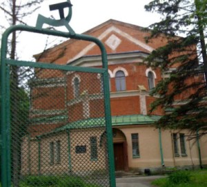 Main building of the Pavlovsk Research Station.  Photo by Global Crop Diversity Trust / Flickr