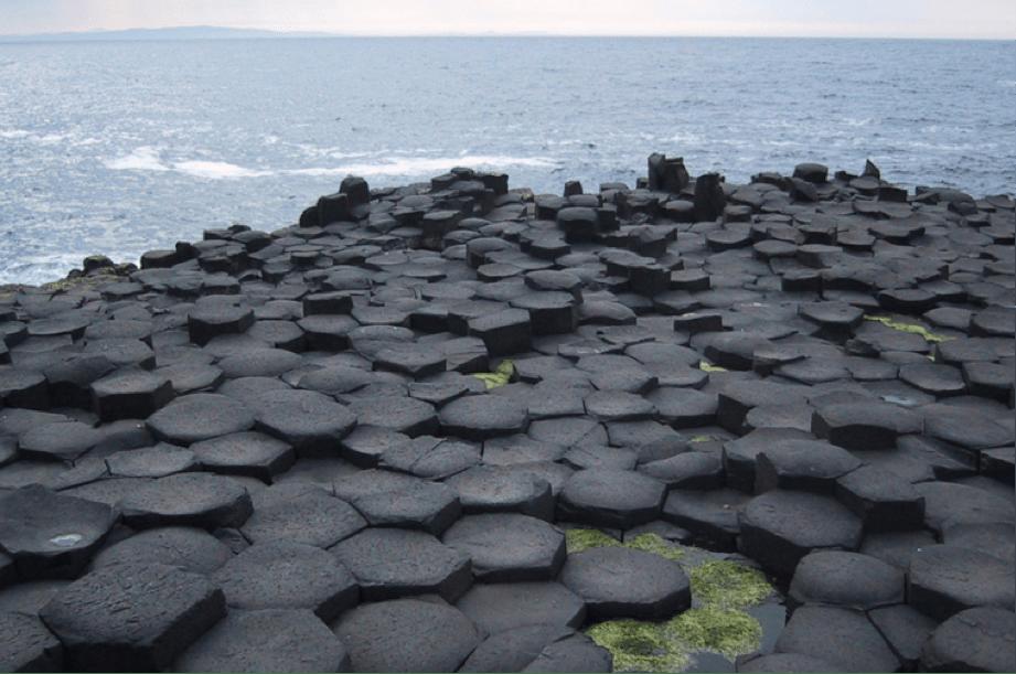 Columnas de basalto Morales Fallon