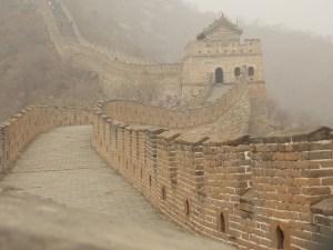 chinese wall Morales Fallon