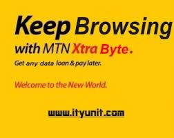 MTN Extra Byte: How To Borrow Data On The New MTN XtraByte