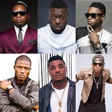 Top Five Songs Of The Month In Nigeria