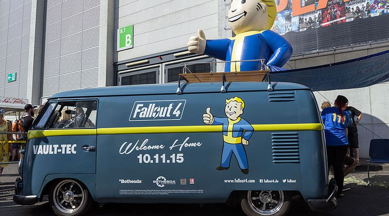 Fallout 4 Car - Bathesda Games