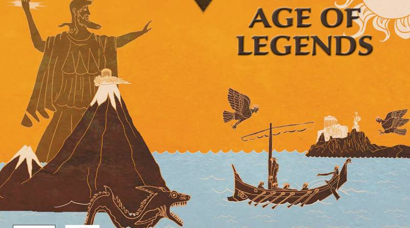 Age Of Legends - 6d6 RPG