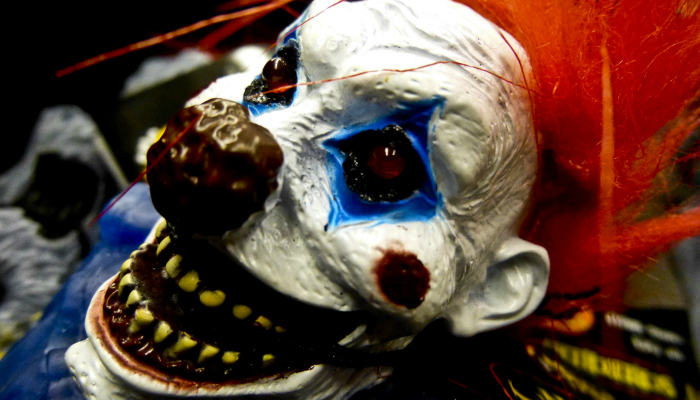 Boo Hag and the war on clowns – Weird World Weekly #77