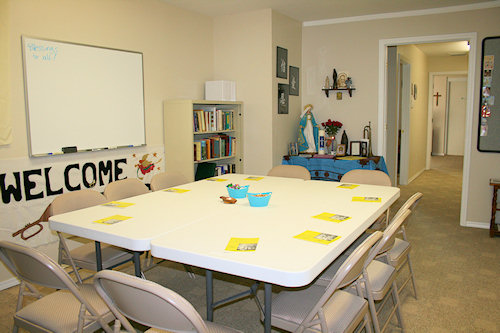 Tampa-area events in our St. Paul Seminar Room