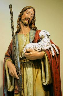 Be Satisfied With Me - Jesus the Good Shepherd
