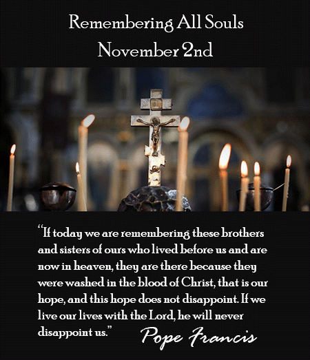 All Souls Day 2016