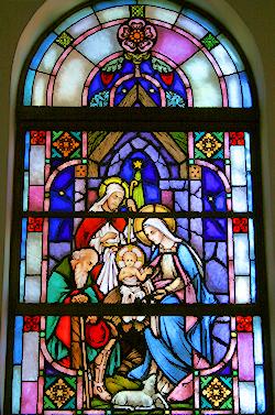 Joyful Mysteries - The Birth of Jesus